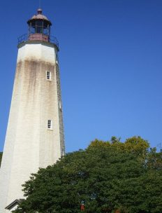 Hook lighthouse, NJ