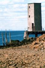 Tour d'observation à Dark Harbour, NB