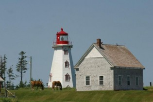 Panmure Island Lighthouse, PEI