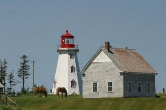 Panmure Island Lighthouse, PEI